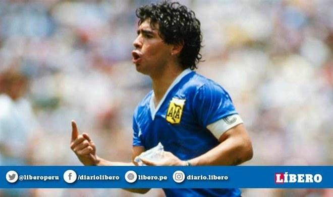Diego Armando Maradona (EFE)