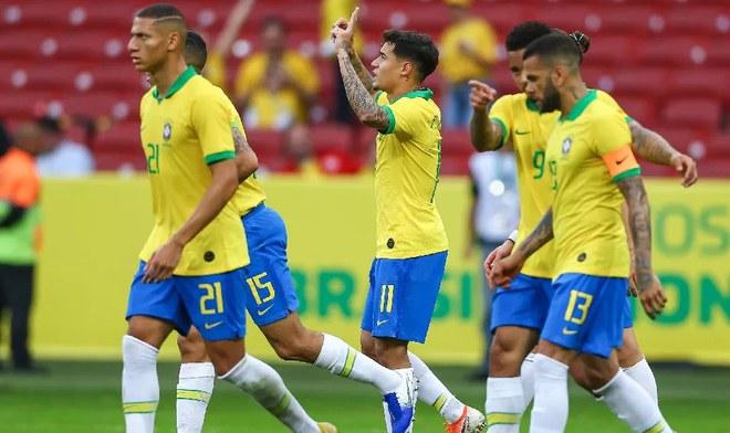 Grupo A de Copa América 2019.