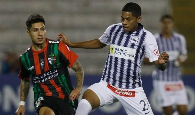 Kevin Quevedo de Alianza Lima es nuevo fichaje de Benfica de Portugal primera división