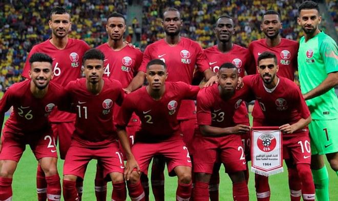 Selección Qatar