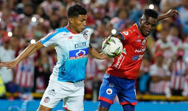 Junior es campeón del fútbol colombiano