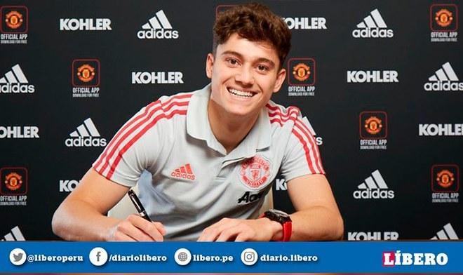 Daniel James | Manchester United