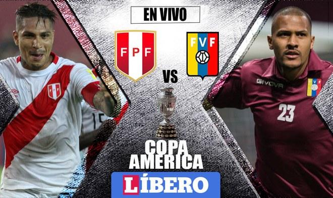Perú vs. Venezuela EN VIVO vía DIRECTV Sports por la fecha 1 de la Copa América 2019