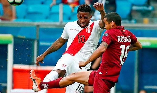Perú 0-0 Venezuela: por el Grupo A de la Copa América 2019 (Difusión)