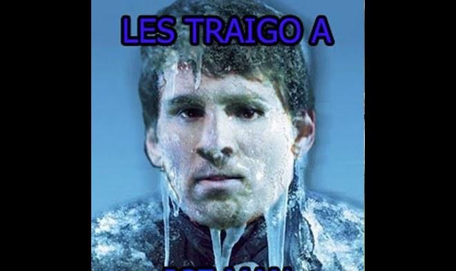 Lionel Messi: Memes del Argentina vs Colombia no perdonan al argentino del Barcelona en Facebook | Copa América 2019