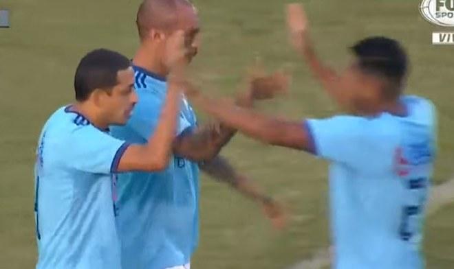 Sporting Cristal logró un triunfazo por 1-0 ante Sao Paulo por el Torneo de Fútbol de leyendas