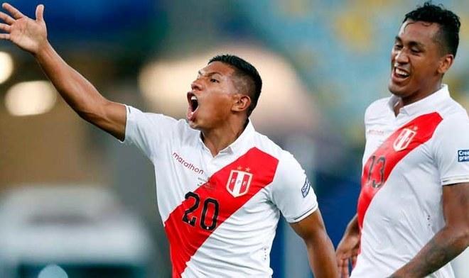 Perú ganó 3-1 a Bolivia