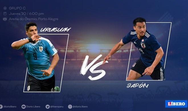 Uruguay vs Japón EN VIVO