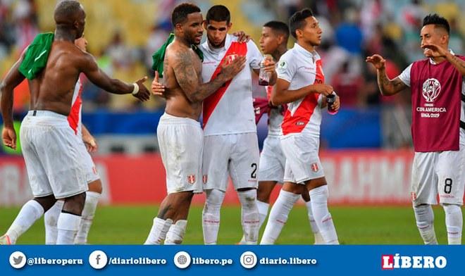 Copa América 2019, Selección Peruana, Brasil.