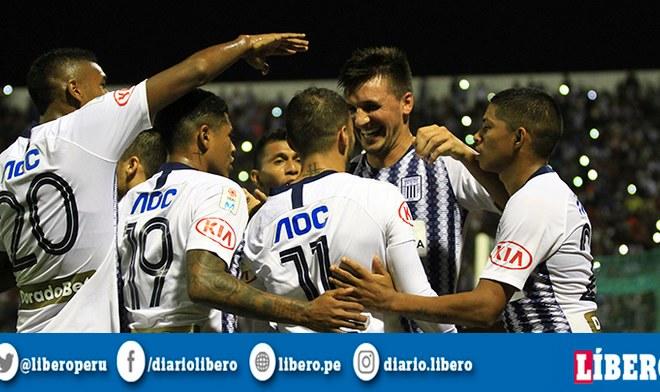 Alianza Lima, Sport Victoria, Copa Bicentenario