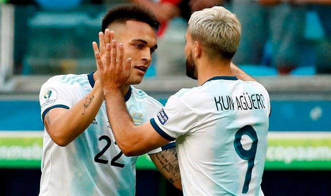 Argentina vs Qatar EN VIVO TV Pública ONLINE GRATIS Ver partido hoy América TV Go EN VIVO hora Buenos Aires Link streaming Copa América 2019 Tigo TyC Sports Messi | VIDEO | Grupo B