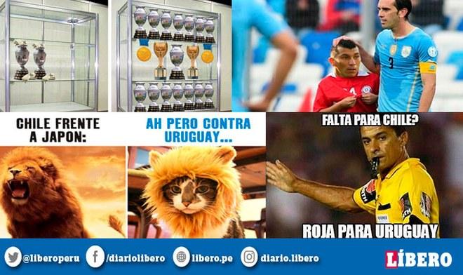 Copa América: Revisa los mejores memes de la victoria de Uruguay ante Chile