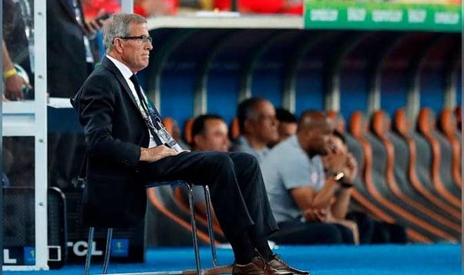 Óscar Tabárez elogia a Perú previo al crucial duelo por los cuartos de final
