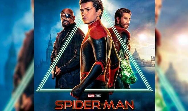 Samuel Jackson se enfurece por grosero error en afiche de 'Spider-Man: Far from home'