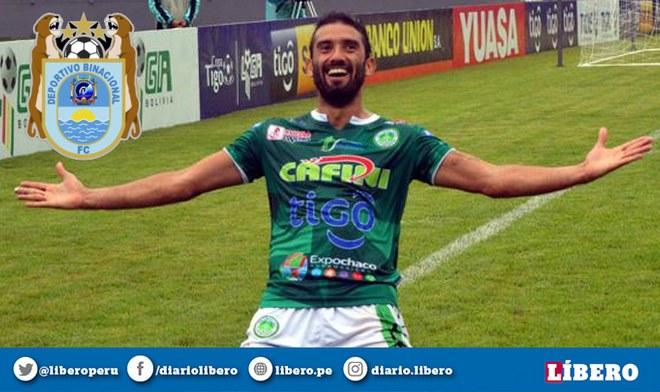 Binacional: Enzo Maidana podría llegar al 'Poderoso del Sur' para el torneo clausura de la Liga 1| Fichajes fútbol peruano