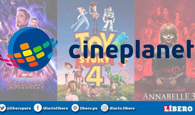 Cartelera Cineplanet de hoy