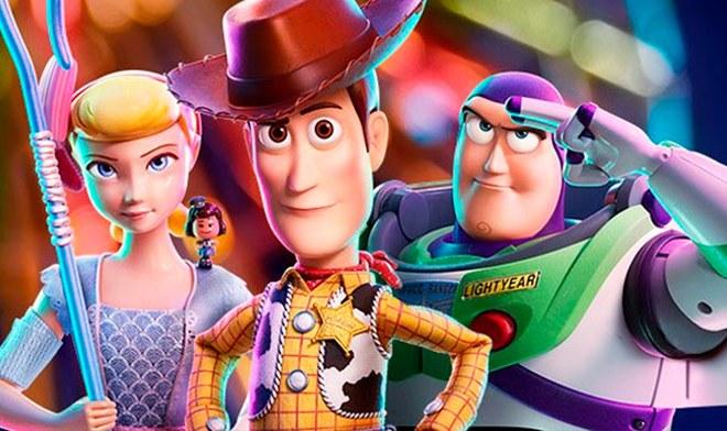 Cartelera Cineplanet de hoy: 'Toy Story 4'