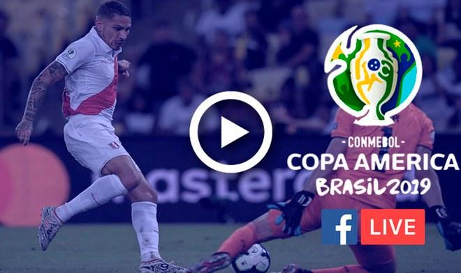 Perú vs Uruguay EN VIVO Partido Hoy Copa América 2019