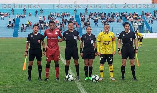 Universitario vs Deportivo Coopsol