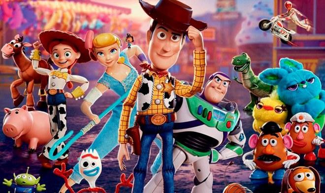 Cartelera Cineplanet de hoy | Toy Story 4