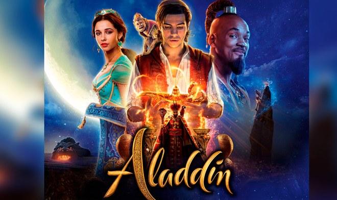 Cartelera Cineplanet de hoy | Aladdin