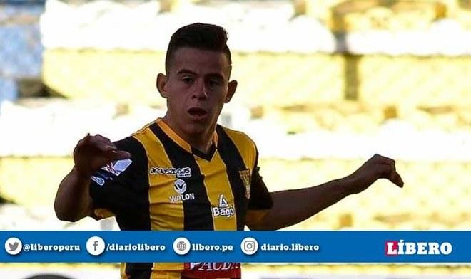 Henry Vaca es el flamante refuerzo de Universitario de Deportes para el Torneo Clausura