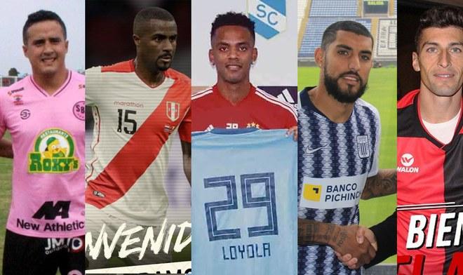 Fichajes 2019 Torneo Clausura 2109