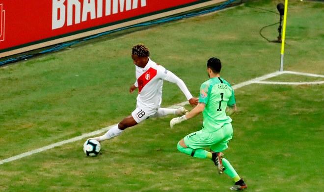 Selección Peruana | André Carrillo: Anderlecht pregunta por el fichaje del jugador peruano al Benfica | Al Hilal | Fichajes Europeos 2019 | Fichajes 2019