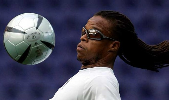 Edgar Davids: ¿por qué siempre usaba lentes en los partidos?