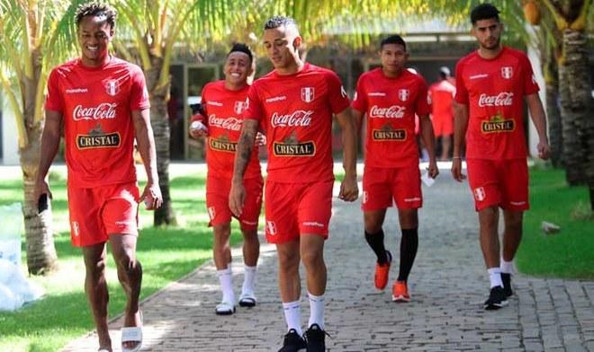 Selección Peruana | Christian Cueva y la sanción que recibiría por orinar en la vía pública
