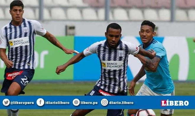 Alianza Lima vs Sporting Cristal- FOTO: Líbero