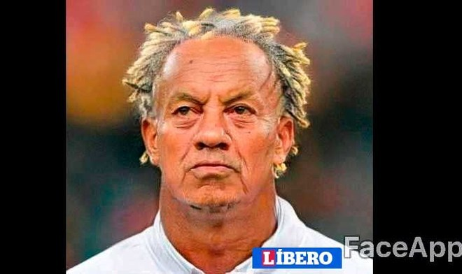 André Carrillo. FOTO: FaceApp