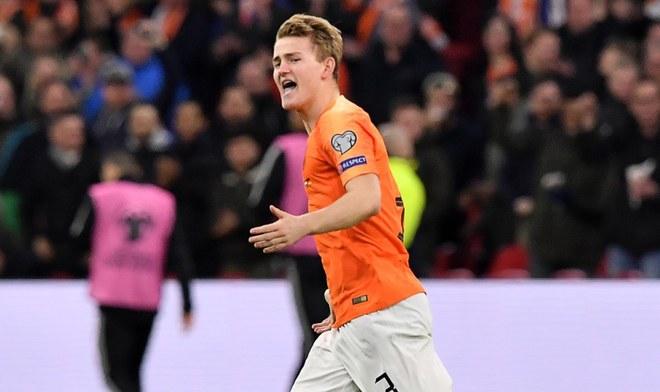 Barcelona   Matthijs de Ligt refuerzo confirmado de la Juventus de la Serie A   Fichajes 2019