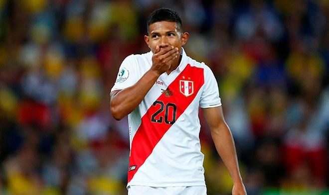 Edison Flores, Morelia, Selección peruana