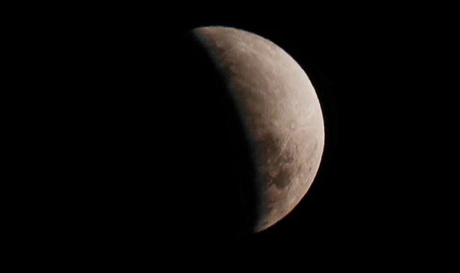 Eclipse Lunar 2019 [EN VIVO] | Crédito: EFE