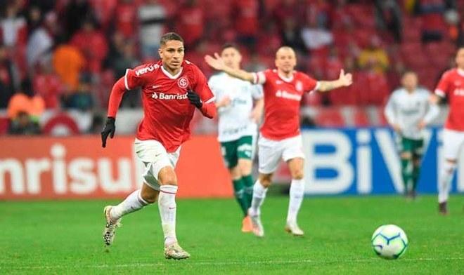 Internacional vs Palmeiras