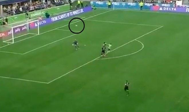 Seattle Sounders vs Borussia Dortmund, En Vivo, Raúl Ruidíaz, Youtube