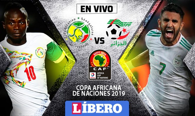 Senegal vs Argelia EN VIVO