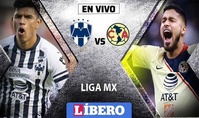 América vs Monterrey EN VIVO GRATIS vía TDN Televisa Deportes por la primera fecha de la Liga MX