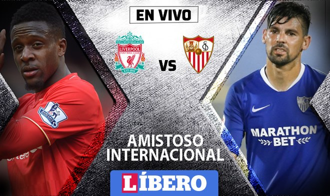 Liverpool vs Sevilla