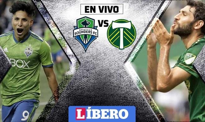 Seattle Sounders vs Portland Timbers EN VIVO