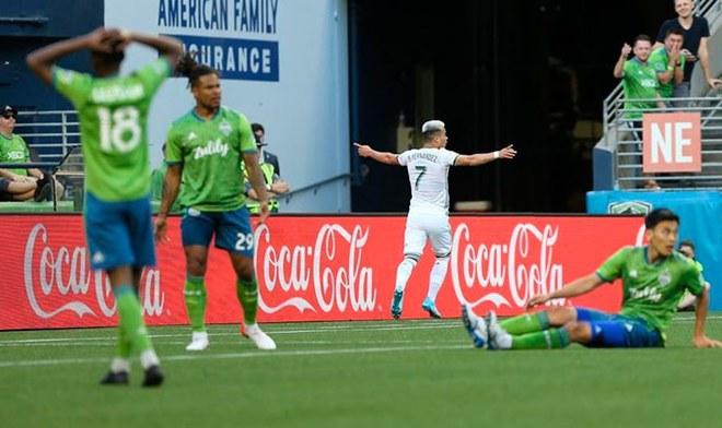 Seattle Sounders vs Portland Timbers EN VIVO, ESPN PLAY, Raúl Ruidíaz, Andy Polo,  MLS, YotuTube, partidos de hoy