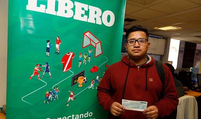 Polla Líbero Copa América: Gerson Ricardo Espinoza Ríos quedó en el séptimo puesto