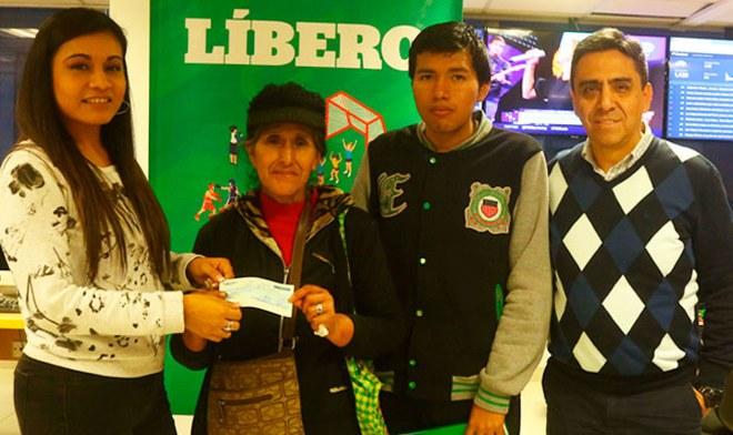 Polla Líbero Copa América: Gregoria Auccaylla Sánchez obtuvo el segundo lugar