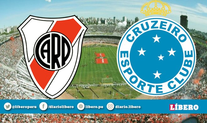 FOX Sports EN VIVO River Plate vs Cruzeiro ONLINE Partido de hoy Copa Libertadores 2019 hora Buenos Aires Link Streaming DAZN FOX Sports Premium Argentina Canal SporTV Guía TV VIDEO