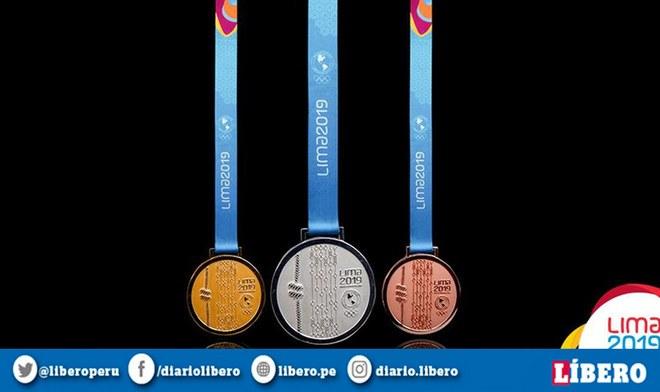 Medallero Lima 2019 EN VIVO