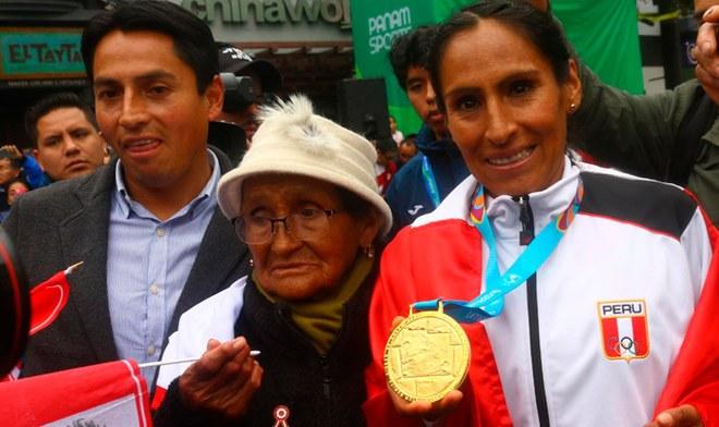 Gladys Tejeda en El Valor de la Verdad EN VIVO   Crédito: Eric Villalobos