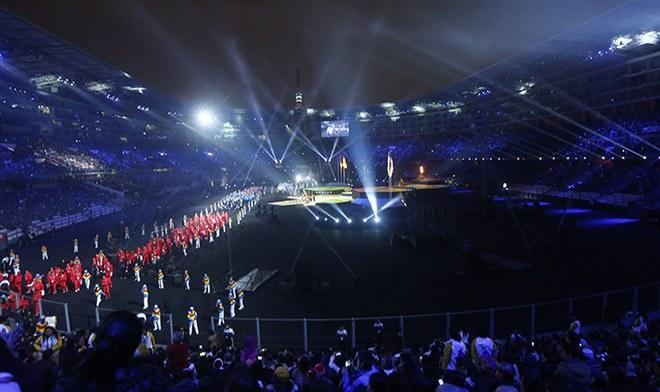 LATINA EN VIVO HOY Ceremonia de Clausura de Juegos Panamericanos 2019 vía TV PERÜ GRATIS ONLINE Panamericana Televisión TV Perú Movistar Deportes con Gian Marco Zignago