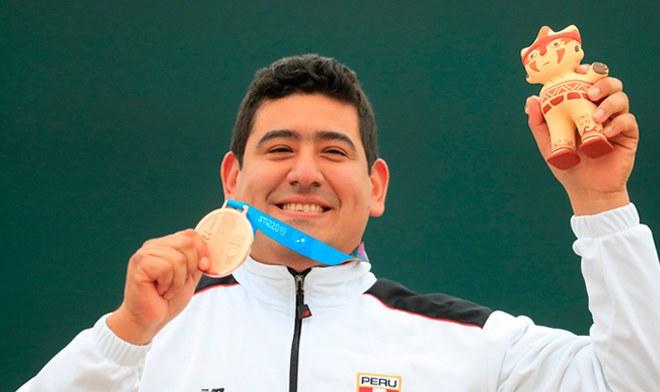 Lima 2019 | Conoce a los peruanos clasificados a los Juegos Olímpicos Tokio 2020 | Marko Carrillo