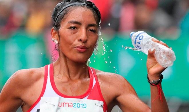 Lima 2019 | Conoce a los peruanos clasificados a los Juegos Olímpicos Tokio 2020 | Mary Luz Andía
